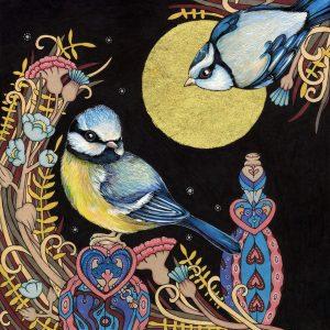 Bejewelled Birds