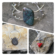 Silver Orb Jewellery