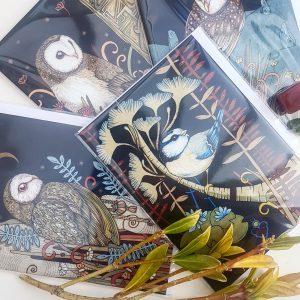 Bird Card Sets