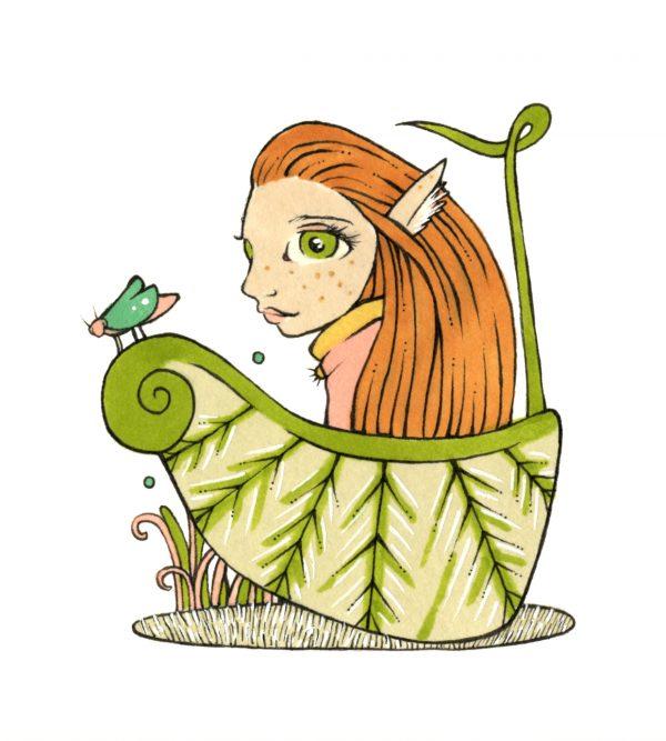 Leaf Sailor